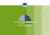 BTSF On the frontline of food safety