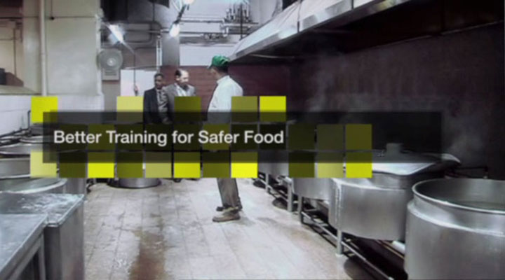 BTSF Zoonoses and Microbiological Criteria in Foodstuffs Video